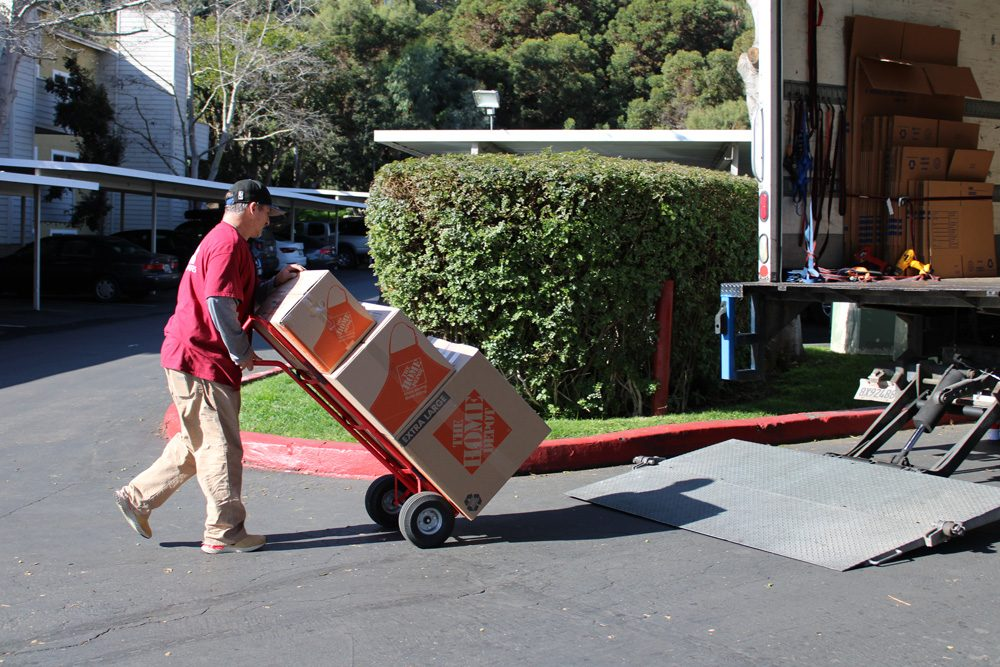 best fit movers loading truck san diego