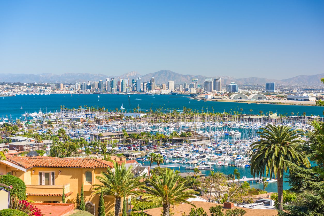 photo of San Diego California