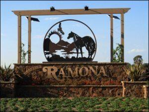 Ramona, CA movers