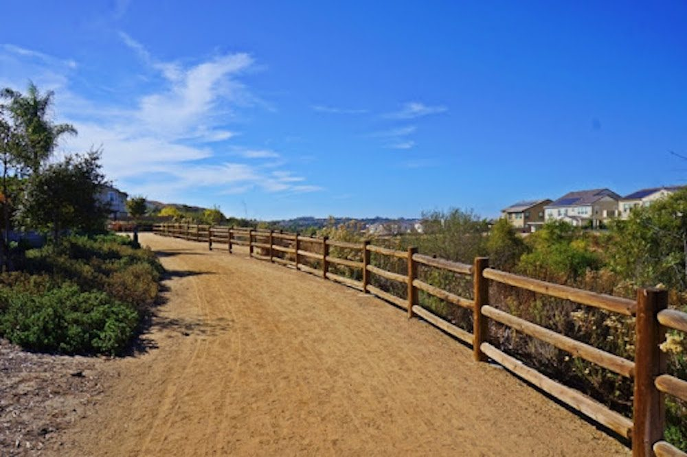 Pacific Highlands Ranch Trails in CA