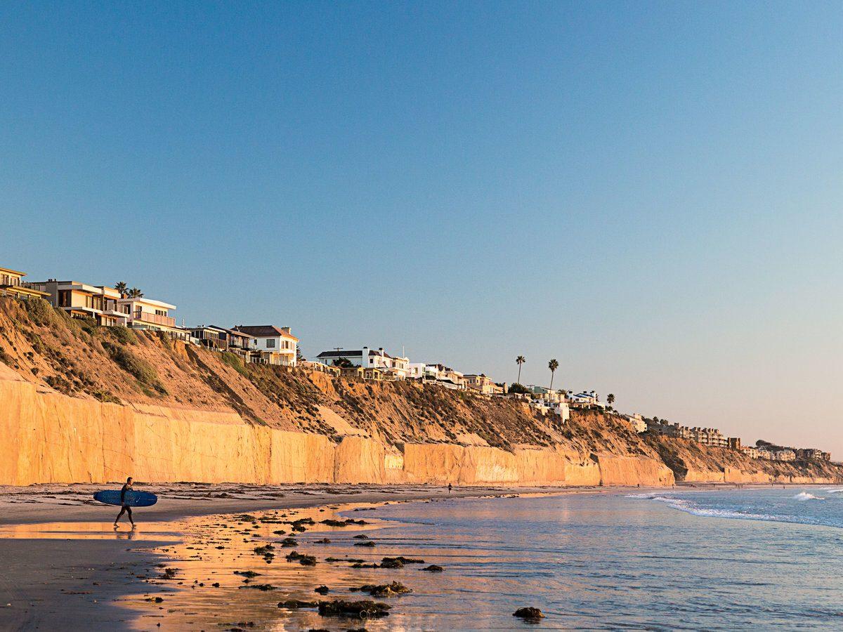 Solana Beach. CA