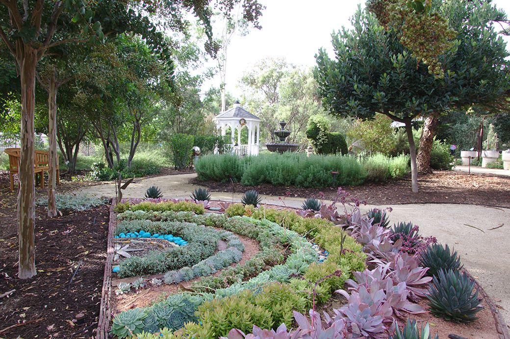 Water conservation garden el cajon